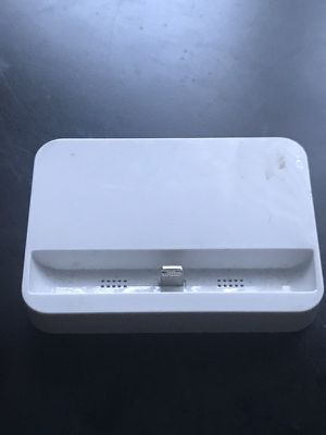 Apple iPhone standing charging stand, works with all iPhones 6/7/8
