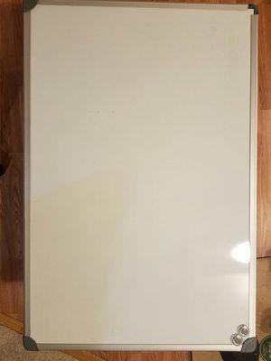 """White Board 36""""L x 24""""W"""