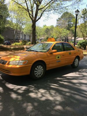 02 Toyota taxi ready runs good {contact info removed}