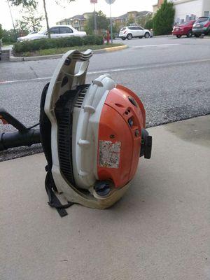 Stihl Backpack Blower 600