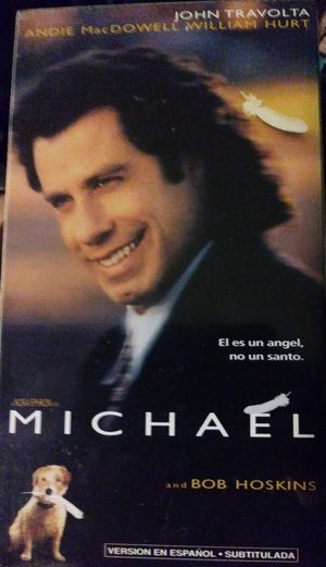 "MICHAEL ""VCR/VHS Movie"""