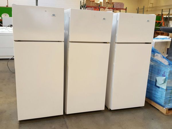 Whirlpool Roper Apartment Size Refrigerator Appliances In