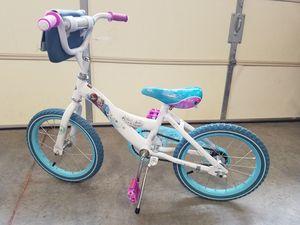 Huffy Frozen 16 inch Bike