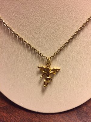Angle with chain $10