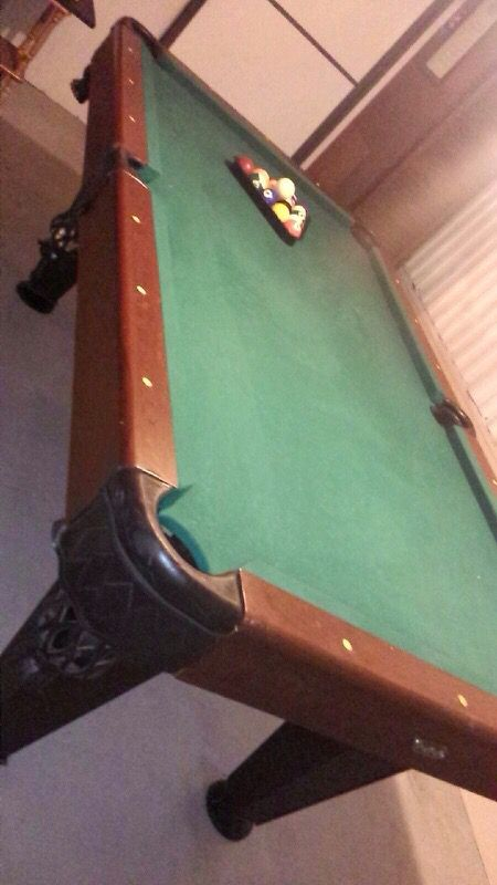Sportcraft pool table Est 1926 General in Davenport FL