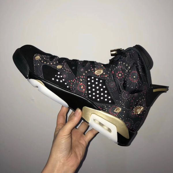 Unauthorized UA Nike Air Jordan 6 Chinese New Year CNY 2018 AVAILABLE NOW size 8-13 available!