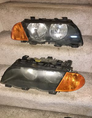 BMW Original Headlights