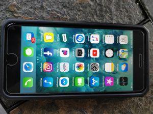 Black IPhone 7 Plus 32gb T-Mobile