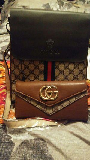 Designer Shoulder bag n Wallet