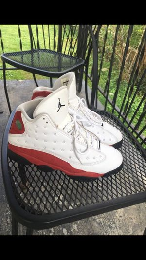 Cherry Jordan 13s - Size 10.5
