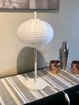 Brand New lamp and free bulb!