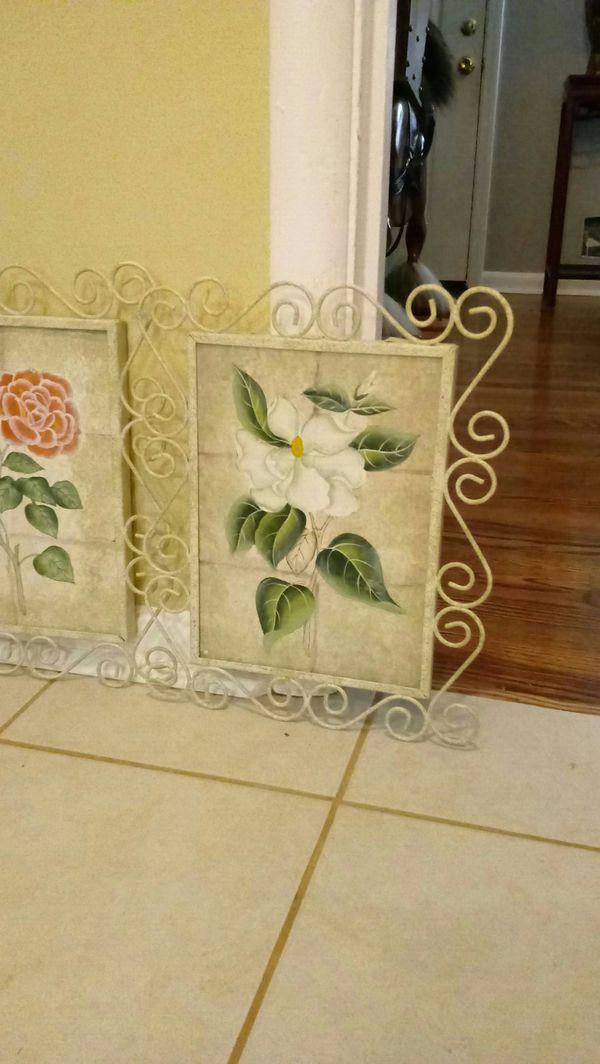 Dorable Metal Tile Wall Decor Image Collection - Wall Art ...