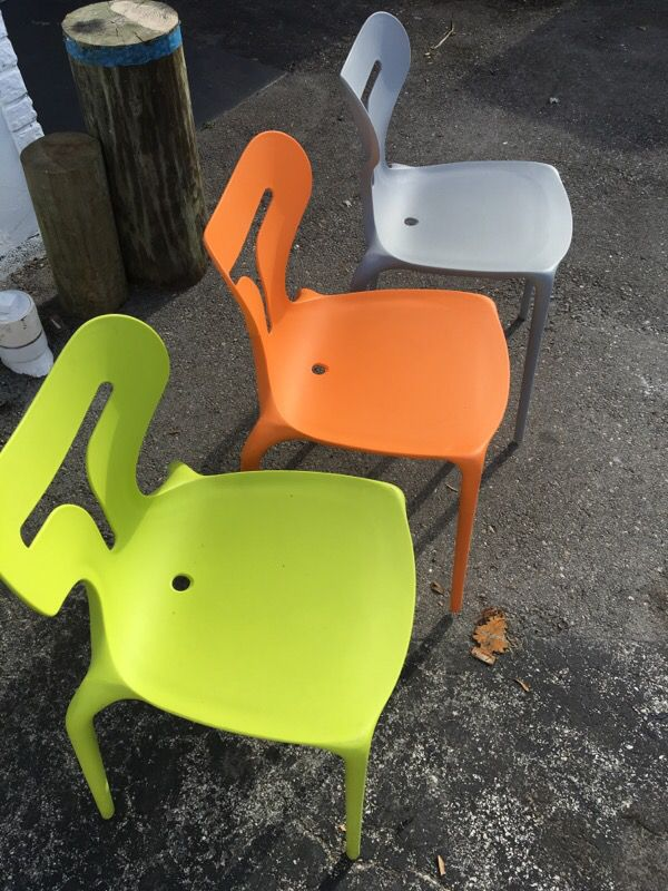 Italian Calligaris Area 51 poly chairs - qty 30 (Furniture) in Fort ...