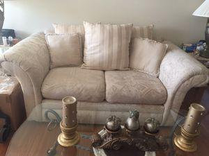 Sofa and Loveseat!