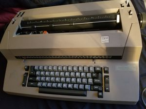 IBM Correcting Selectric II Typewriter