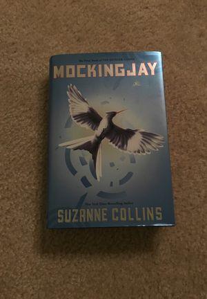 Mockingjay hardcover book