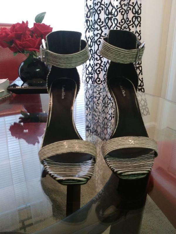 Calvin Klein sandals size 9.5