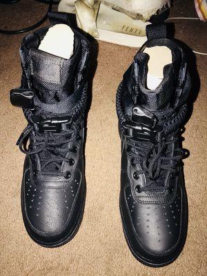 Nike Sf-1 Triple Black