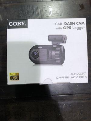 Coby Dash Cam - GPS Logger - Brand New