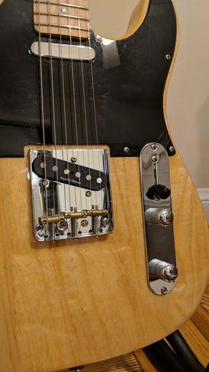 Fender Lite Ash Telecaster Seymour Duncan Birdseye marpleneck
