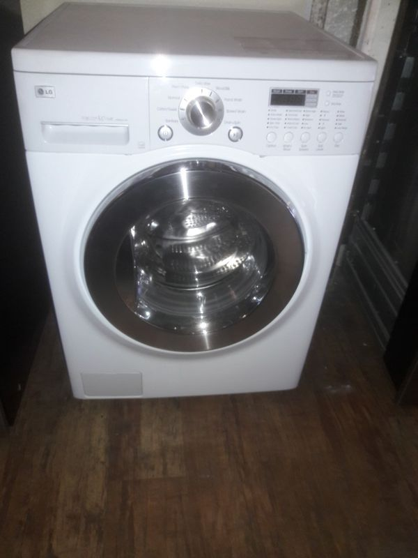 washer and dryer brand LG 2 and 1 small for studio or apartment ...