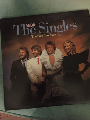 ABBA - The Singles - The First Ten Yrs Vinyl Record