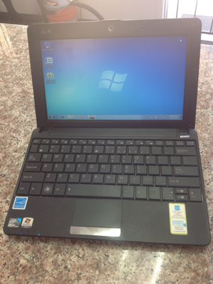 Asus netbook - mini laptop