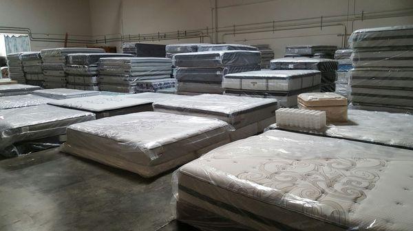Mattress Wholesale Warehouse open to Public Furniture in