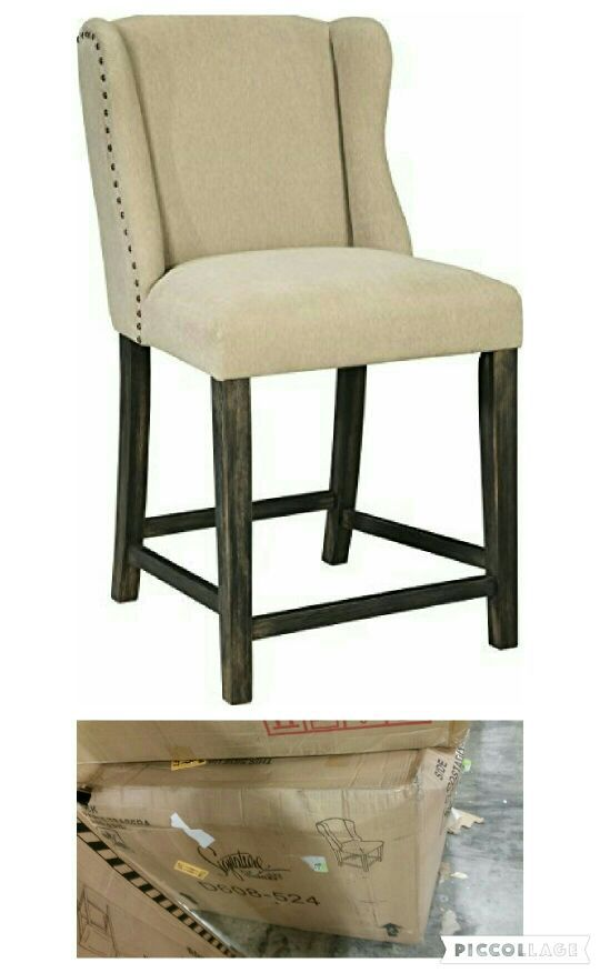 Ashley Bar Stool Set Of 2 New Furniture In Columbus Oh Offerup