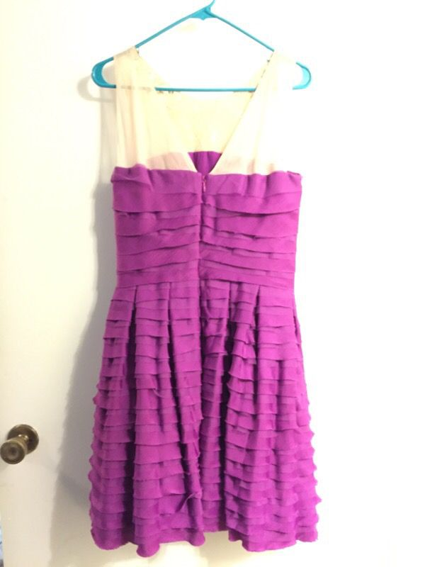 BCBG Max Azria Cocktail Dress size M / prom formal (Clothing & Shoes ...
