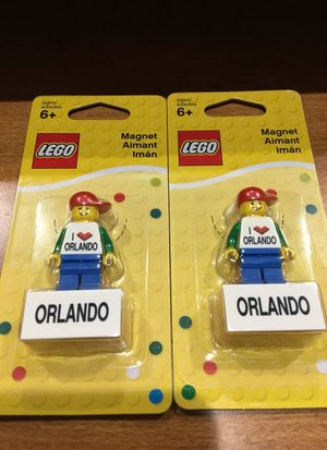 Lego magnet - NEW