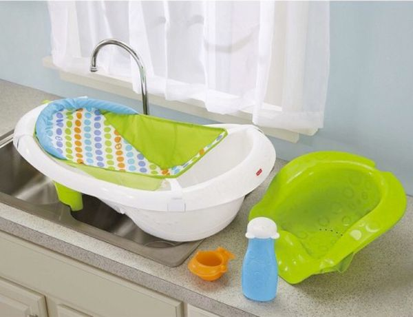 fisher price 4 1 sling sit bathtub baby kids in elmhurst il offerup. Black Bedroom Furniture Sets. Home Design Ideas