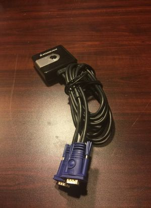 VGA/USB Switcher for PC or MAC