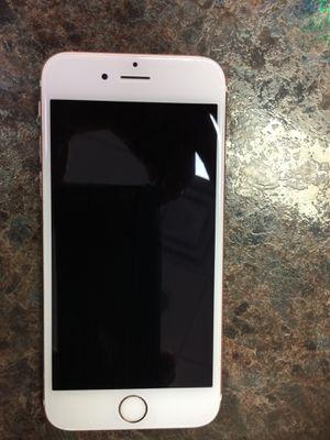 Iphone 6s Rose Gold Att/Cricket