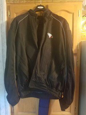 Vega xl motorcycle jacket