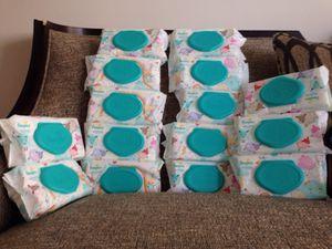 15 Packs of Pampers Wipes . Please See All The Pictures and Read the description.
