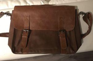 Briefcase originally $60