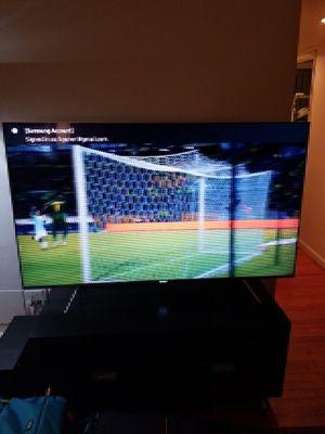 Samsung UN65KS8000 65-Inch 4K Ultra HD Smart LED TV (2017 Model)