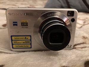 Cámara Sony Cyber-Shot en muy buenas condiciones