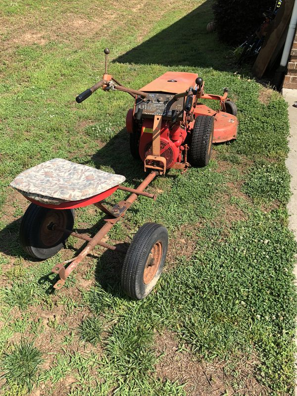 "Gravely 5665 Professional 12Hp Kohler with 40"" Mowing Deck (Farming ..."
