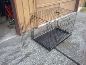 Medium Dog Kennel Crate Like Brand New