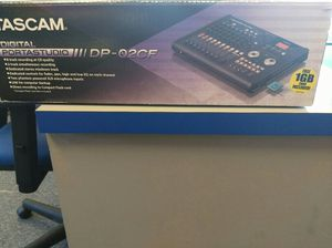 Tascam DP-02CF PortaStudio *NEW*