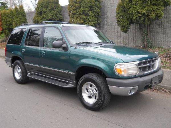 ford explorer 1999 (cars & trucks) in rockville, md - offerup