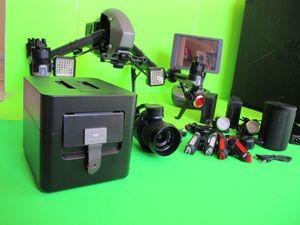 DJI inspire 2 quadcopter cámara DJI Zennuse X5S