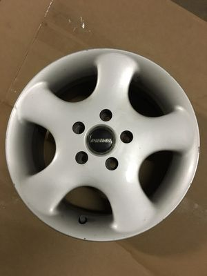 15 inch prime aluminum rims