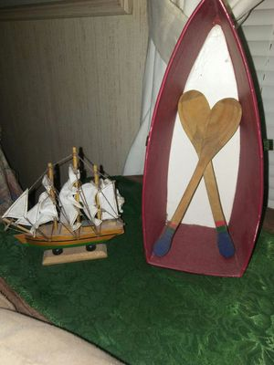 Boat knick knacks