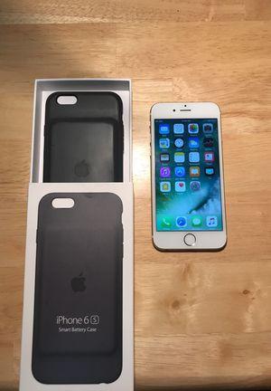 Unlocked IPhone 6s 64gb clean IMEI clean iCloud