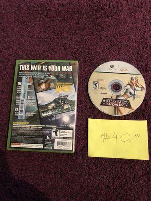 Xbox360 Battlestations Midway