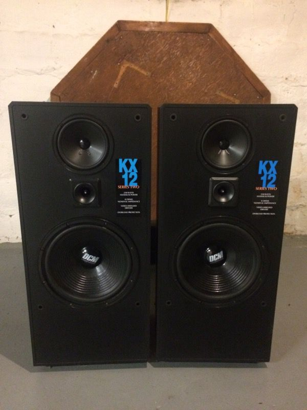 Dcm Kx 12 Floor Speakers Floor Matttroy