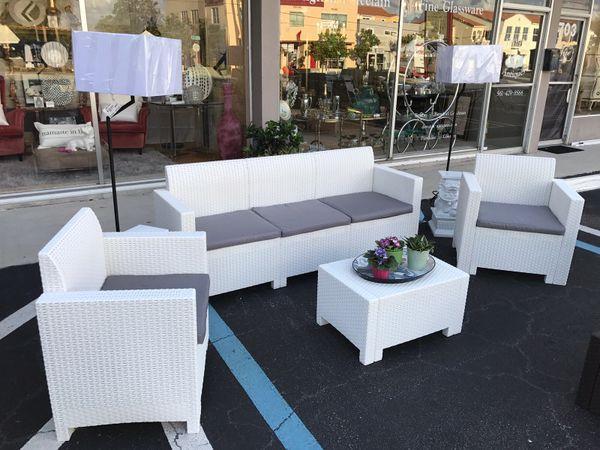 muebles italianos para exteriores nuevos en su caja con 1 ao de garanta - Muebles Italianos